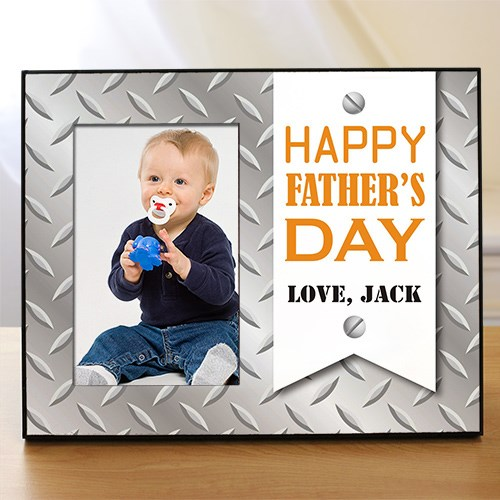 Personalized Father's Day Printed Frame | Daddy Picture Frames