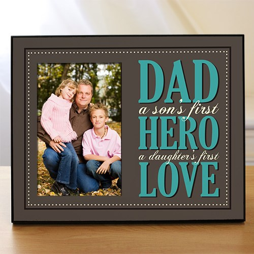 Dad Printed Frame 475496
