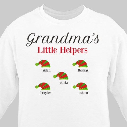 Personalized Holiday 1 T-shirt 310537X