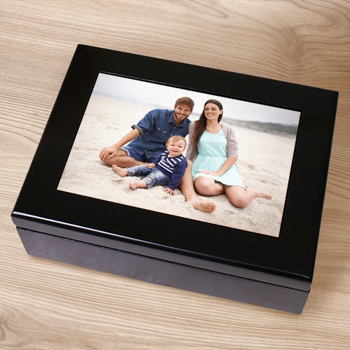 Picture Perfect Photo Keepsake Box | Personalized Keepsakes For Mom