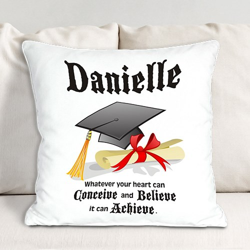 Personalized Graduation Throw Pillow 83022273