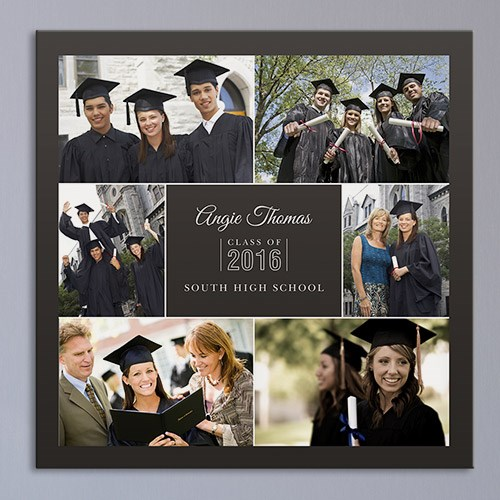 Class Of Photo Collage Canvas 9175244