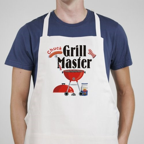 Grill Master Personalized Apron 835367
