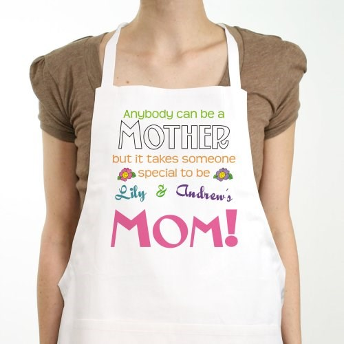Anybody Can Be Personalized Apron