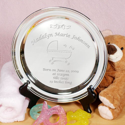 Personalized Baby Birth Announcement Gifts