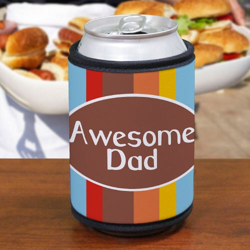 Personalized Any Message Can Wrap Koozie 343489
