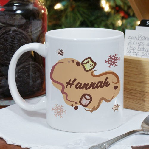 Personalized Marshmallow & Hot Chocolate Cocoa Mug