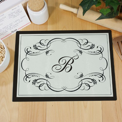 Personalized Monogram Cutting Board 63120693