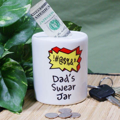 Personalized Bank for Dad
