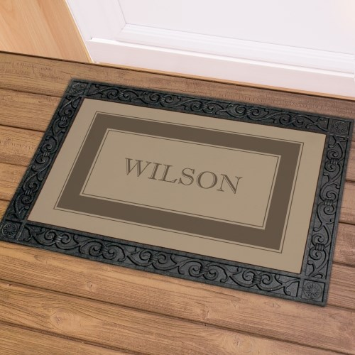 Welcome Family Doormat U814883X