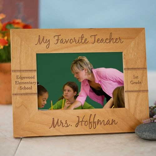Personalized Teacher Frame