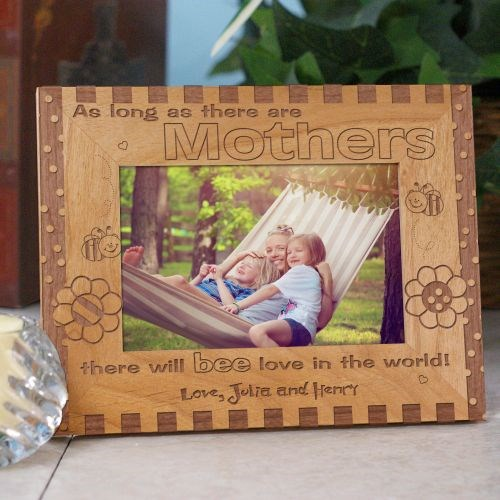 Love in the World Engraved Frame
