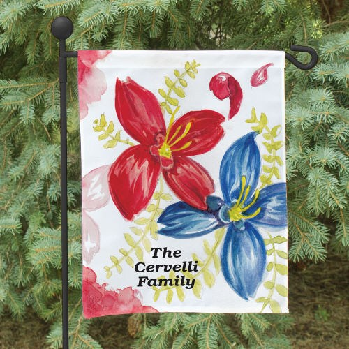 Personalized Welcome Garden Flag 83055732