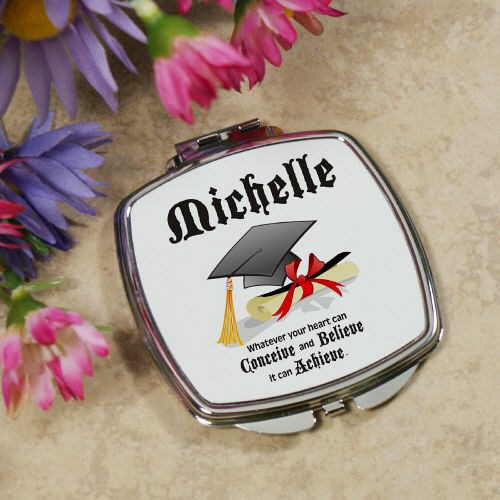 Personalized Graduation Compact Mirror 422279