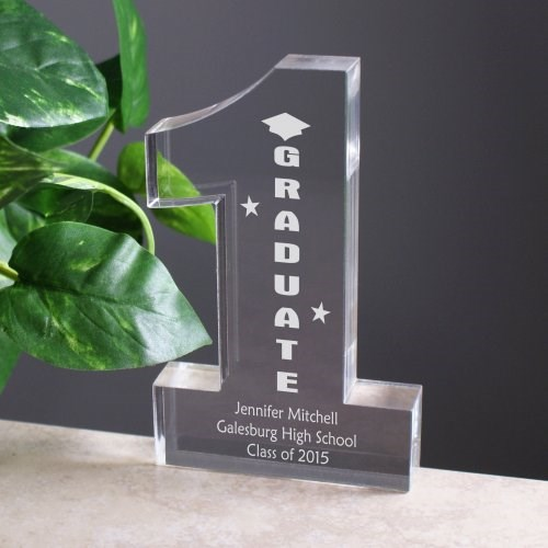 Personalized Class of 2015 Graduation Keepsake #1