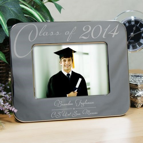 Engraved Class Of Graduation Picture Frame M58862X