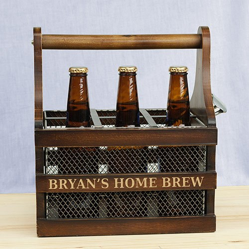 Personalized Beer Caddy | Personalized Gifts