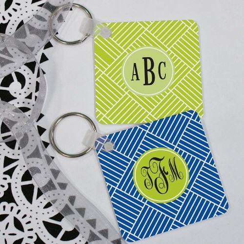 Monogram Madness Key Chain 362950