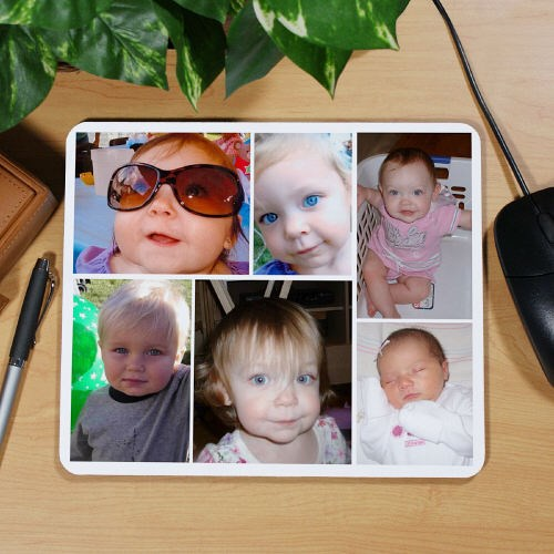 Collage Photo Mouse Pad 870109