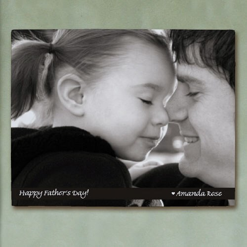 Picture Perfect Father's Day Photo Wall Canvas 914254X