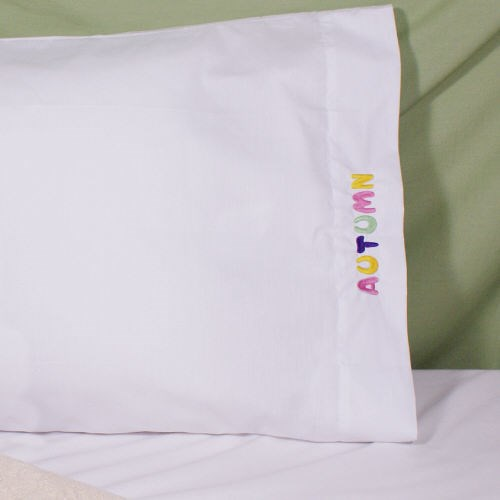 Personalized Name Pillowcases