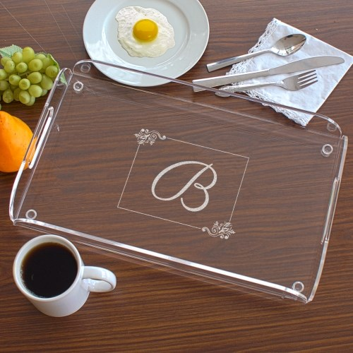 Monogram Serving Tray L8167112