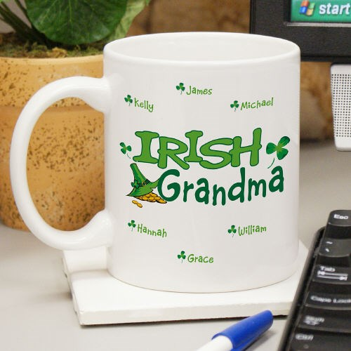 Unique Irish Gifts for Grandma