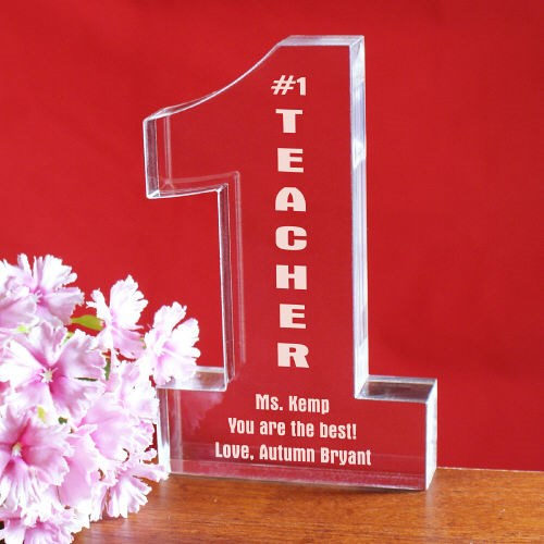 Personalized Teacher Keepsake Gifts