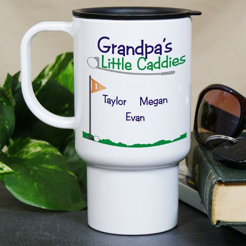 Personalized Little Caddies Travel Mug T21060