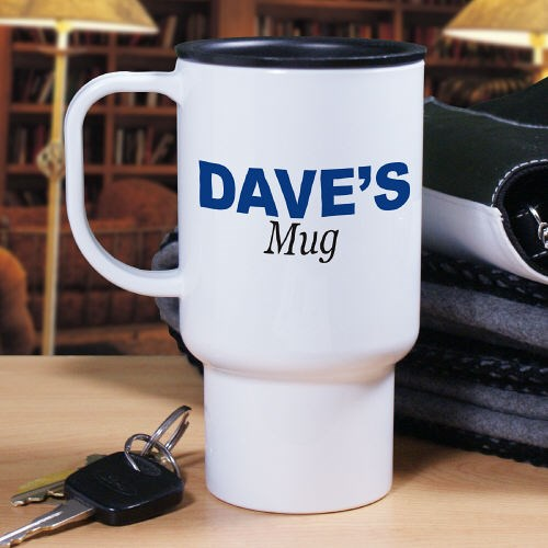 Personalized Any Name Travel Mug T23640