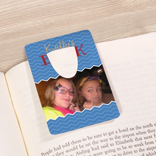 Personalized Photo Bookmark U70045