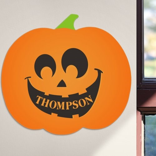 Pumpkin Halloween Sign U795282