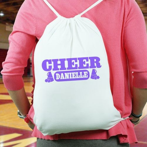Personalized Cheer Squad Sport Bag
