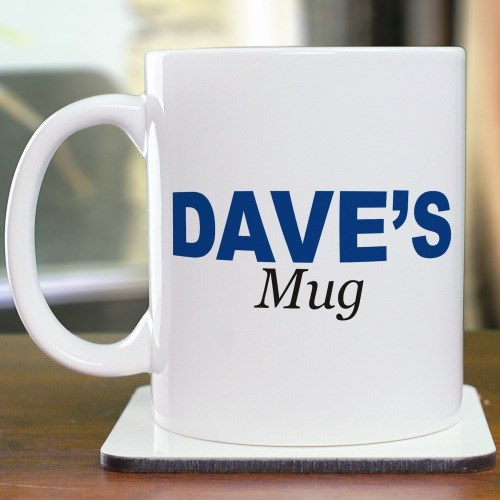 Personalized Any Name Coffee Mug