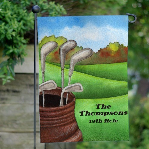 Personalized Golf Garden Flag 83055962