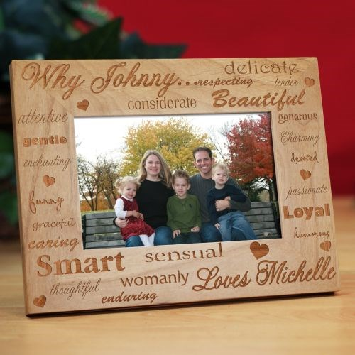 Why I Love You Picture Frame