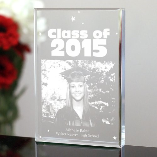 Engraved Photo Grad Gifts