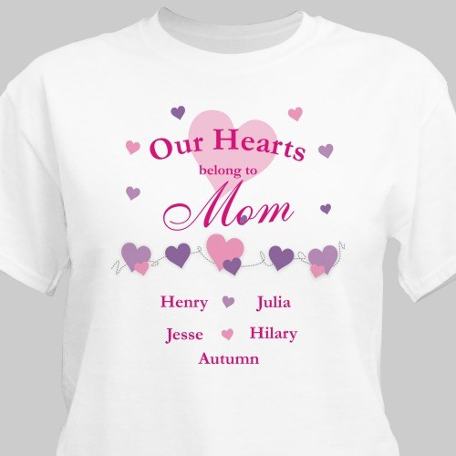 Our Hearts Belong To...T-Shirt