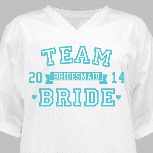 Team Bride Jersey FJ37976X