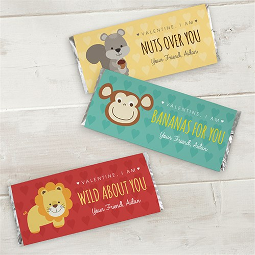 Personalized All About You Candy Wrapper 11005715X