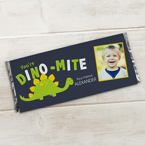 Personalized Dino-Mite Candy Bar Wrapper 11005915X