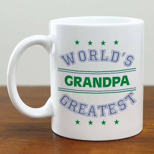 World's Greatest - Blue Coffee Mug