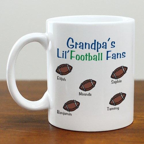 Lil' Football Fans Coffee Mug