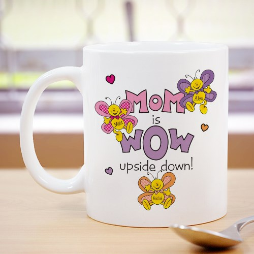 Mom is Wow Mug