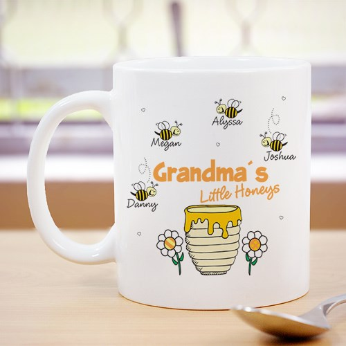 Little Honeys Personalized Coffee Mug