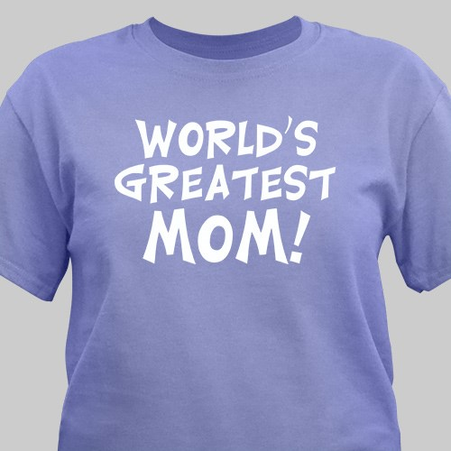 World's Greatest Personalized Adult T-Shirt 33438X