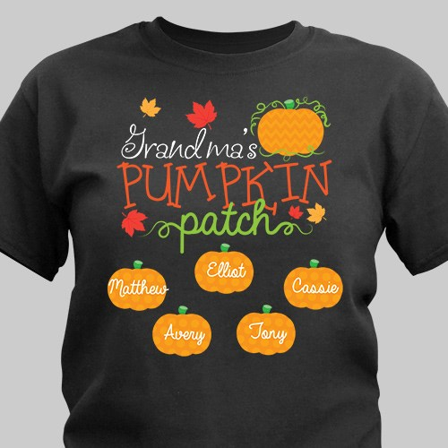 Pumpkin Patch T-Shirt 37891X