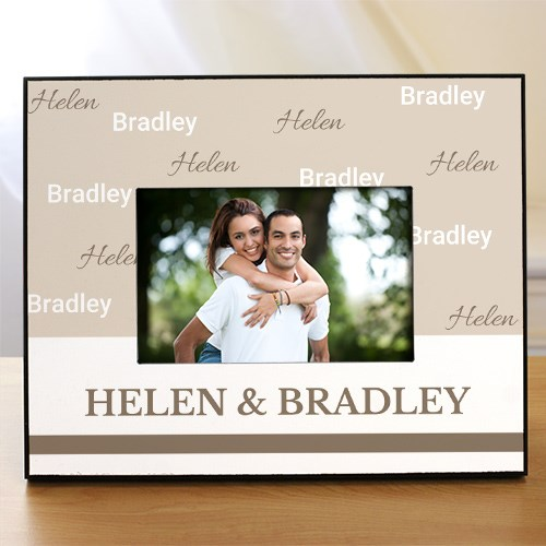 Personalized Perfect Love Couples Frame 4100490