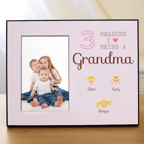Personalized Reasons I Love Frame 4101726