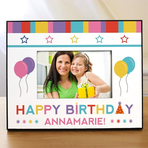 Personalized Happy Birthday Picture Frame 4104940